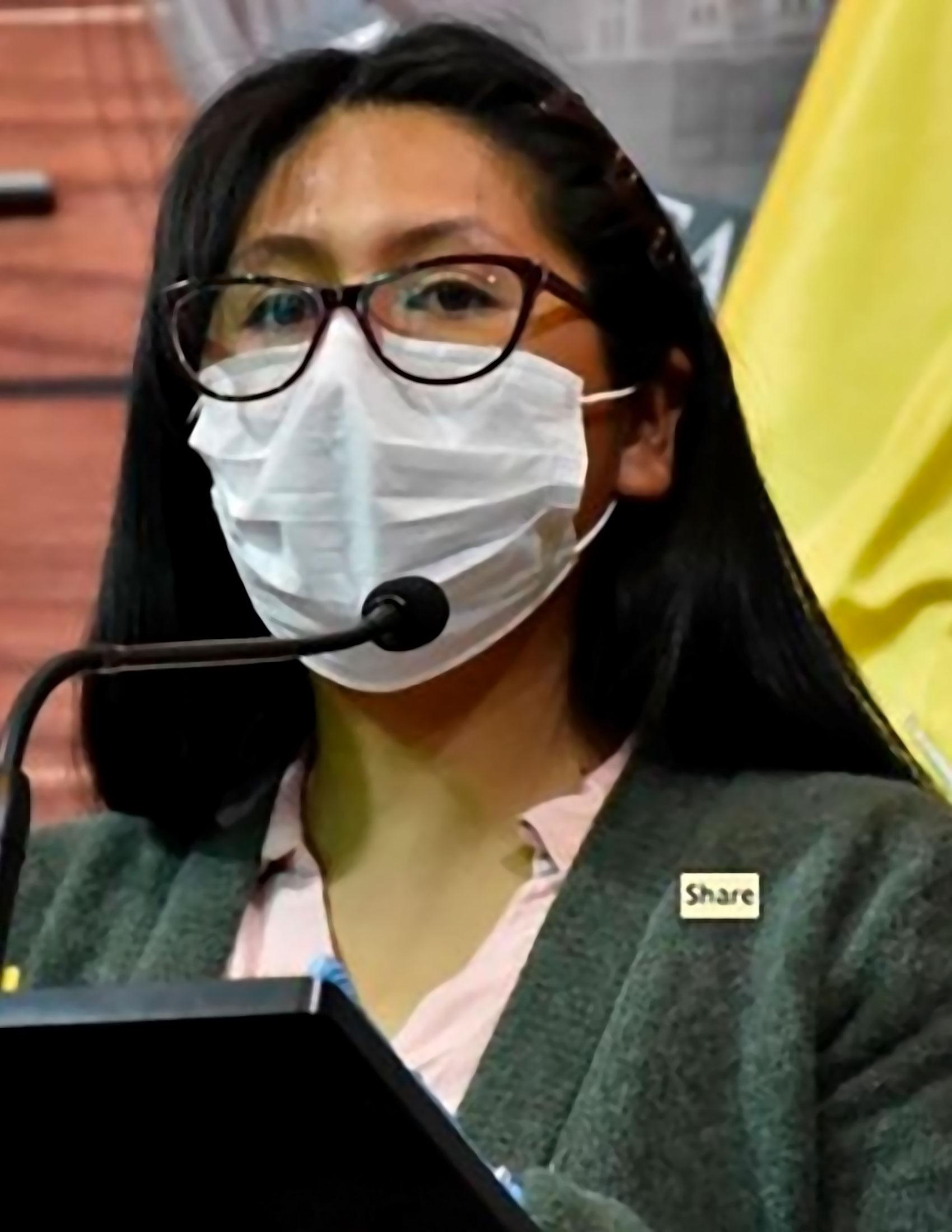 El Proyecto de Ley presentado por la Senadora Eva Copa, violaría el Derecho a la Libertad de Expresión
